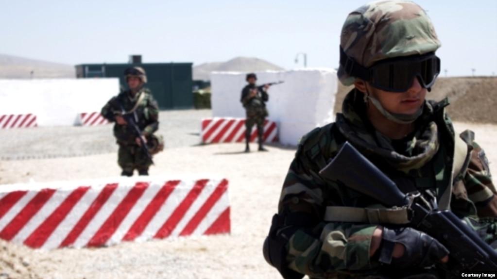 Ранен азербайджанский пограничник