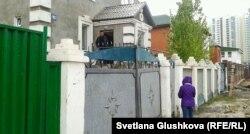 Астана көшелерінің бірі. (Көрнекі сурет)
