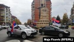Atmosfera u Severnoj Mitrovici
