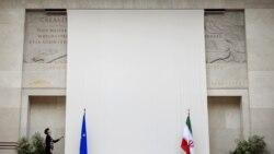 Женевада Эрон ядровий дастури юзасидан музокара ўтадиган бинода сўнгги текширув ишлари кетмоқда.