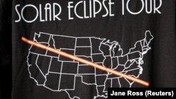 Шлях повного сонячного затемнення територією США, прогнози фахівців