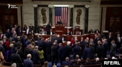 Палата представників Конгресу США оголосила імпічмент Трампу. Тепер слово за Сенатом