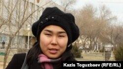 Блогшы Дина Байділдаева. Ақтау, 27 желтоқсан 2011 жыл.