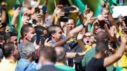 Բրազիլիայի նախագահի մոտ կորոնավիրուս է հաստատվել