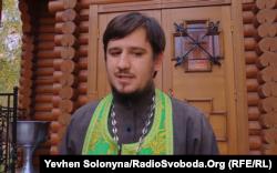 Миколай Борисюк, священик УПЦ МП