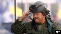 Ҳуго Чавес (Акс аз бойгонӣ)