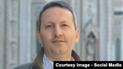 Iranian scientist Ahmadreza Jalali (file photo)