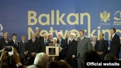 Konferencija u Bečićima kojoj je prisustvovao i Bil Klinton, maj 2011.