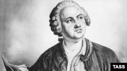 Mikhail Lomonosov (1711-1765)