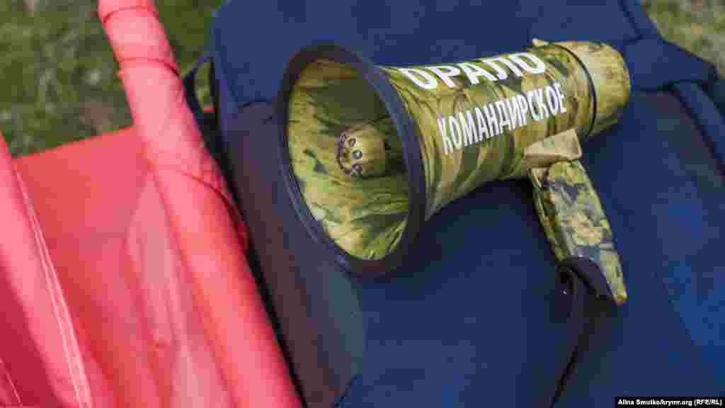 Kezlev kommunistleri tariflerniñ arttırılmasına qarşı narazılıq aktsiyasına çıqtı
