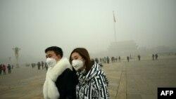 Zagađenje gradova u Kini: Peking
