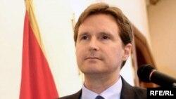 Ambasador Roderick Moore, foto: Savo Prelević