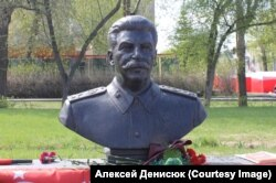 Advocates for a Stalin monument have already made a bust of the Soviet leader. (file photo)