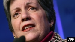 Former Homeland Security chief Janet Napolitano stepped down earlier this year.