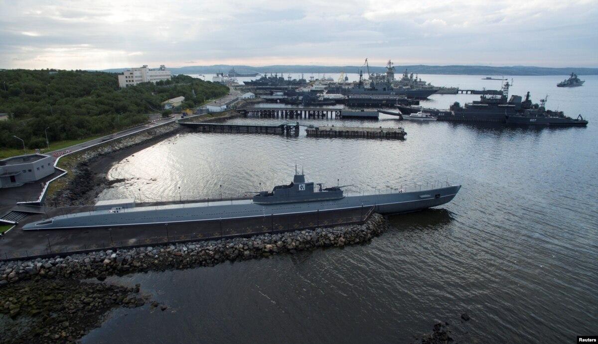 Пожар на подводном аппарате России: абсолютные тайны и комментарии экспертов