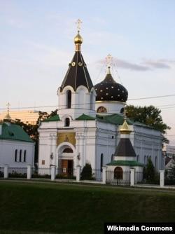 Царква Марыі Магдалены ў Менску