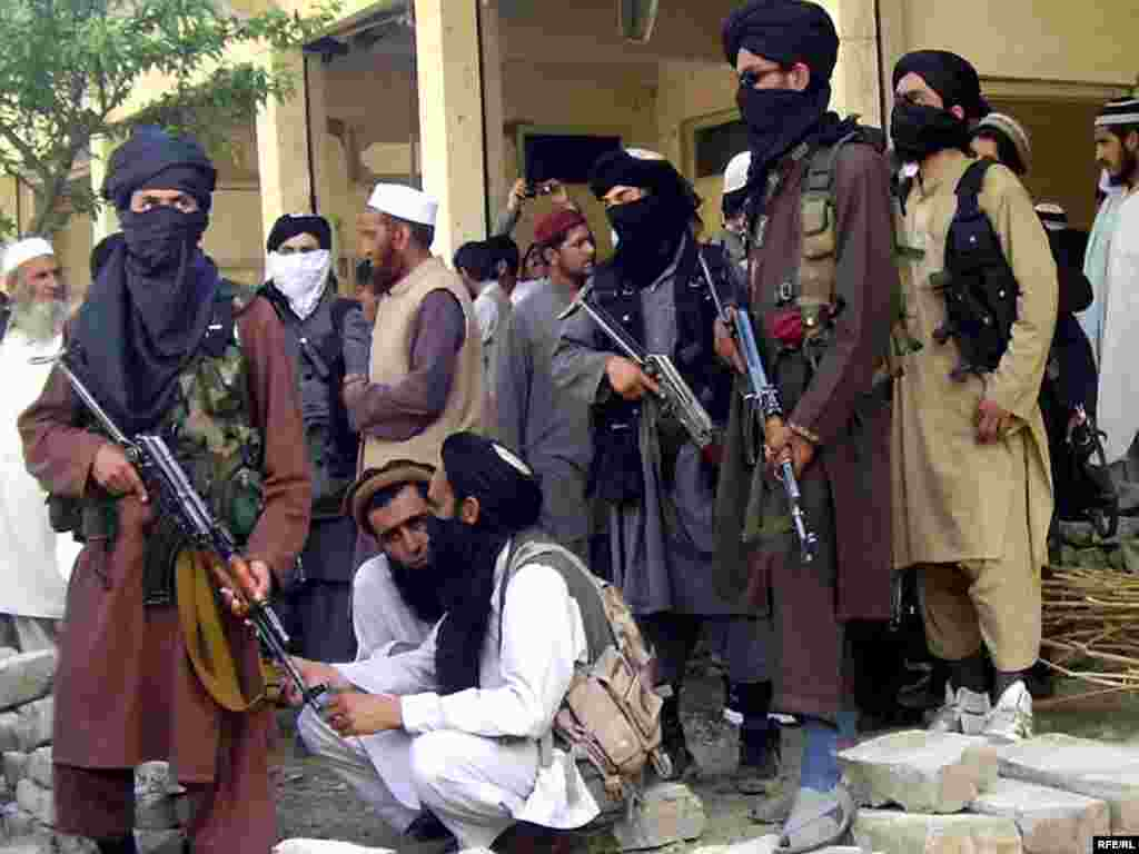 The Roots Of The Taliban #16