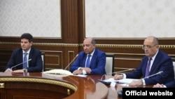 Европа тикланиш ва тараққиёт банки президенти Сума Чакрабарти Мирзиëев билан учрашди.