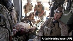 In memoriam: Kroz objektiv Anje Niedringhaus