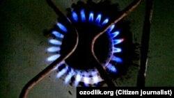 Uzbekistan - gas issues