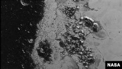 دومین رشته کوه کشف شده در پلوتو