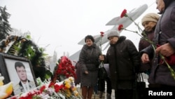 Мемориал Олега Пешкова (архивное фото)