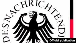 Логотип Федеральной разведывательной службы Германии.