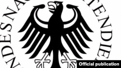 Логотип Федеральной разведывательной службы Германии