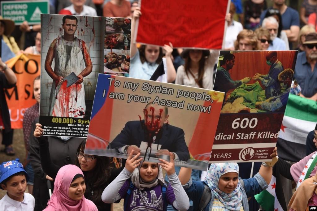 Авиация РФ нанесла удар по рынку в Сирии: минимум 40 погибших, 70 человек ранены, - турецкие СМИ - Цензор.НЕТ 8151
