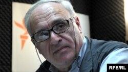 Грузинский политолог, психолог Рамаз Сакварелидзе