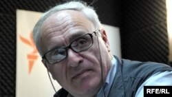Грузинский политолог Рамаз Сакварелидзе