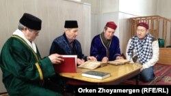 Петропавлдағы татарлар мешіті. 22 наурыз 2014 жыл