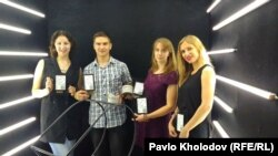 RFE/RL's Ukrainian Service won six awards at this year's PressZvanie journalism contest.