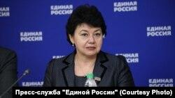 Лилия Маврина