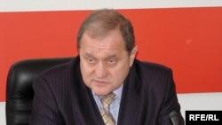 Новий міністр внутрішніх справ України Анатолій Могильов