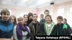 """В центре """"Новое поколение"""""""