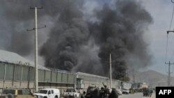 Tymi në vendin e sulmit vetëvrasës në Kabul