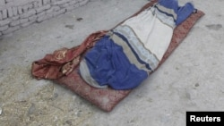 "The shocking death of a young woman in Afghanistan is the latest example of a so-called ""honor"" killing. (illustrative photo)"