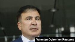 Mikheil Saakashvili (file photo)