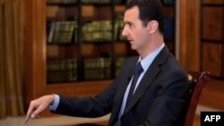 Башар Ассад.