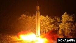 Raketa Hwasong-14 e Koresë së Veriut