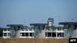 Донецький аеропорт у вересні 2014 року