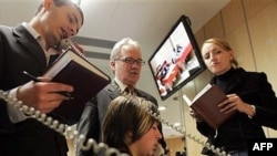 По мнению главы журналисткого союза, политтехнологии вытесняют журналистику из медийного пространства