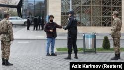 Azərbaycan, Bakıda karantin yoxlamaları, 6 aprel 2020