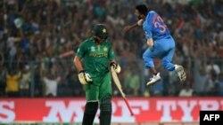 Матч з крикету на турнірі World T20 між Індією і Пакистаном, Колката, 19 березня 2016 року