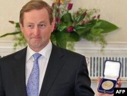 Энда Кенни, новый премьер-министр