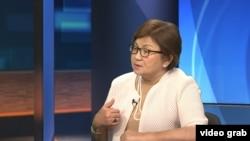 Экс-президент Роза Отунбаева.