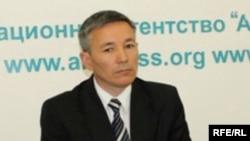 Абдымалик Мырзаев.