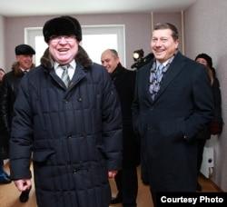 Валерий Шанцев, Олег Кондрашов, Олег Сорокин