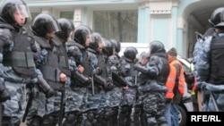 Во время Маршей несогласных были задержаны по меньшей мере 350 человек
